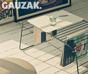 Marc coffee table by Gauzak