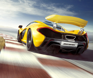 McLaren P1 Plug-in Hybrid Supercar Details Revealed