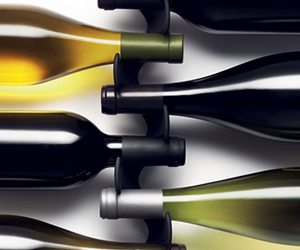 Menu Wine Rack by Jakob Wagner