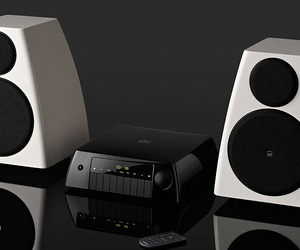 Meridian's New Desktop Audio System
