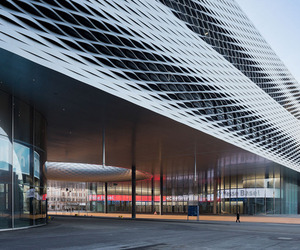 Messe Basel New Hall by Herzog & de Meuron