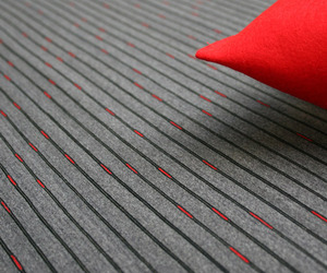 Metrix: Felt Carpet from Lama Concept