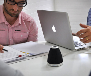 Microcone | Microphone solution for group meetings