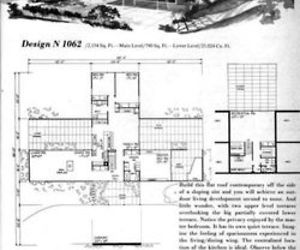 Design Modern Home on Mid Century Modern Houseplans   Materialicious
