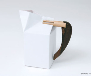 Milk Carton Handle by Minna