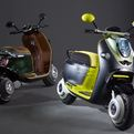 Mini-unveils-electric-scooter-designs-s