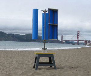 Mini Wind Turbines by Catapult Design