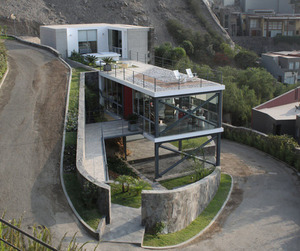 Mirador House by 2.8x Architects