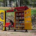 Mobile-library-in-bus-stations-s