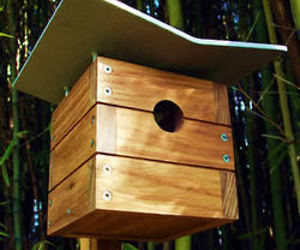 Modern Birdhouses