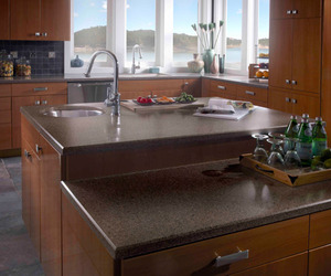 Kitchen Countertops by LG Hausys, India