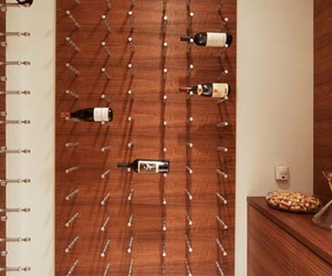 Modular Wine Cellar Storage System by Nek-Rite