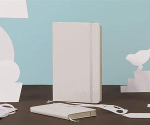 Moleskine Debuts All White Notebook