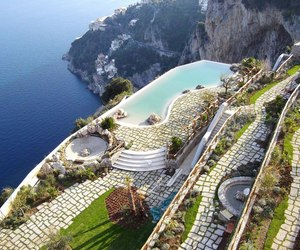 Monastero Santa Rosa Hotel &amp; Spa on the Amalfi Coast