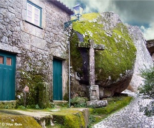Monsanto, Portugal, The Town Squeezed Between Giant Boulders
