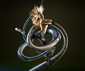 """ Motion In Air 2 "" by Mike Campau and Tim Tadder"