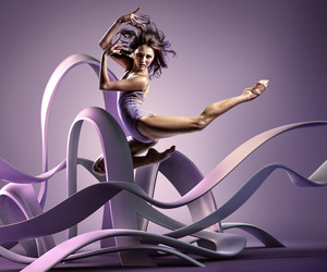 """ Motion In Air "" Photography by Mike Campau"