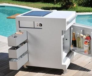 Move Outdoor Kitchen with Innovative Concepts