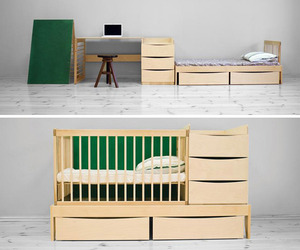 SMART-KID, Multi-functional Furniture
