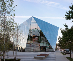 Museum of Contemporary Art Cleveland by Farshid Moussavi