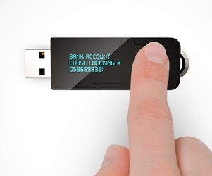 myIDkey – The Most Secured USB Drive