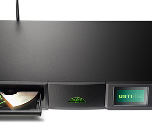 Naim Introduces a Classy All-in-One Player