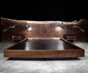 Natural-claro-walnut-bed-frame-with-solid-wood-construction-m