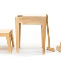 Natural-furniture-set-made-from-soft-white-pine-s