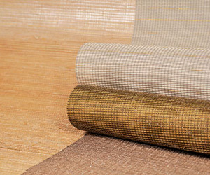 Natural Woven Wall Coverings