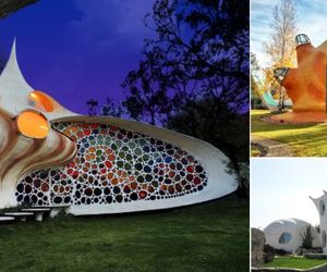 Nautical Living: A Collection of Stunning Seashell Houses