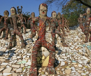 Nek Chand Providence Sent Recycling Messiah