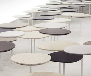 Stone Garden, Installation at Toronto IDS 2013 | Nendo 