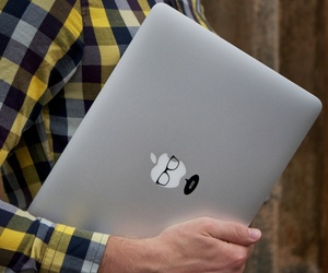 Nerd-macbook-decal-m