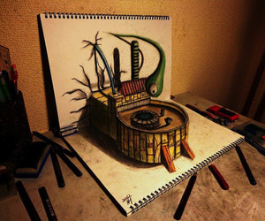 New-3d-sketchbook-drawings-from-nagai-hideyuki-m