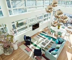 New York Penthouse by Robert & Cortney Novogratz