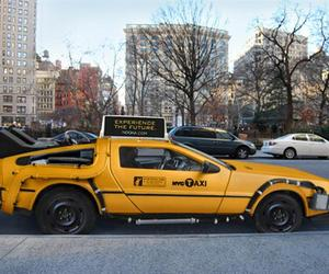 NYC Taxi DMC DeLorean's New Role | Mike Lubrano