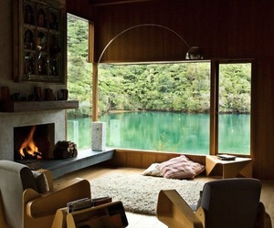 Waterfall Bay Home in New Zealand by Pete Bossley