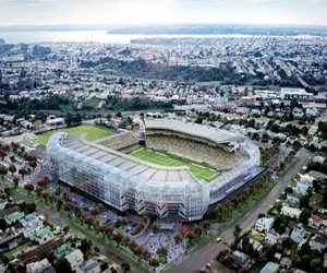 New Zealand's Largest Stadium