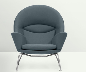 Oculus Chair by Hans J Wegner