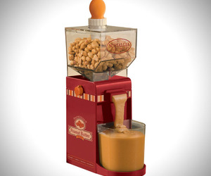 Old Fashioned Peanut Butter Maker