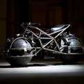 Omnidirectional-sphere-wheeled-bike-s