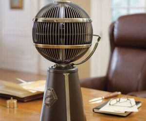Omnidirectional-table-fan-a-reminder-of-1920s-m
