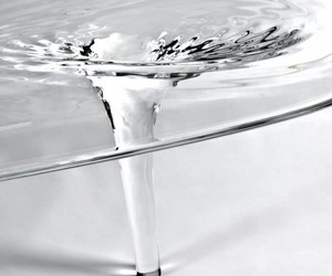 Original Liquid Glacial Table by Zaha Hadid Architects