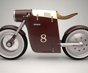 Ossa Monocasco Concept Bike by Art-Tic Team