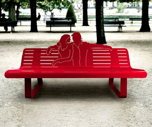 Outdoor Benches &amp; Home Decor From Thomas de Lussac