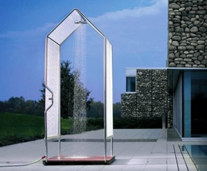 Outdoor Shower from Metalco