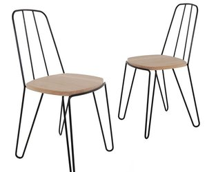 OUTLINE Chair, Bench & Stool | Makers