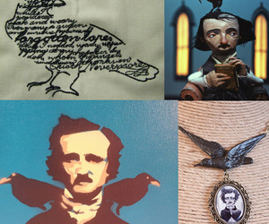 Over 35 Edgar Allan Poe Inspired Works