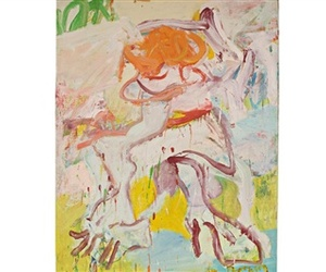 Pace-showcases-avant-garde-artwork-by-willem-de-kooning-m