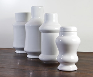 Panacea Unique Ceramic Vases, by Carlo Trevisani